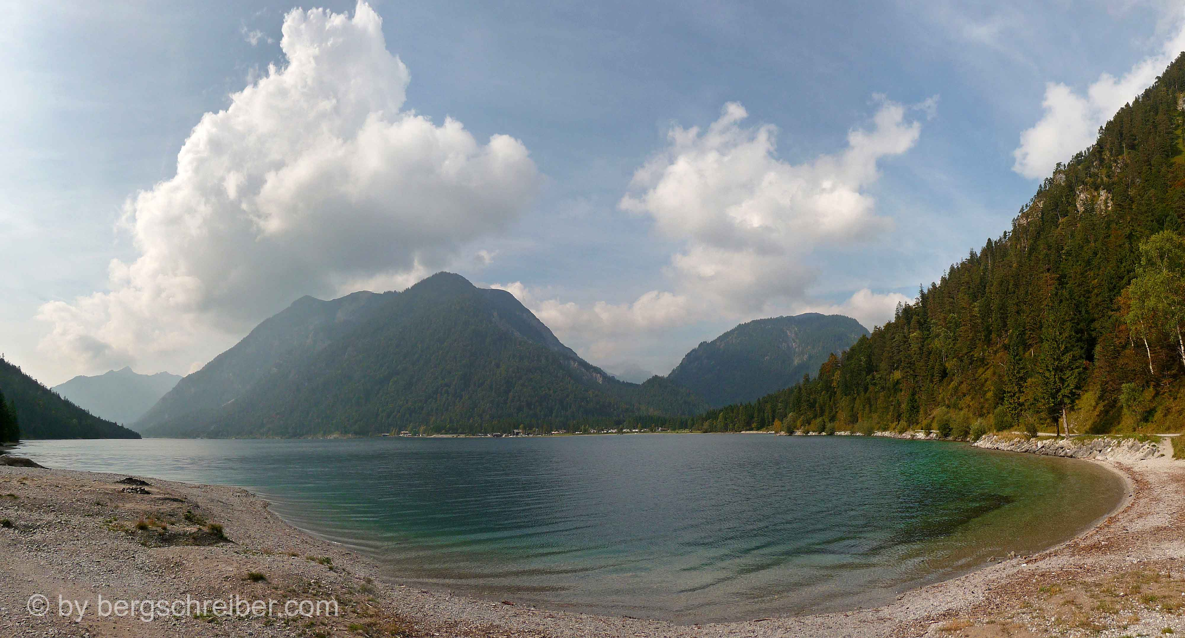 Plansee - Panorama