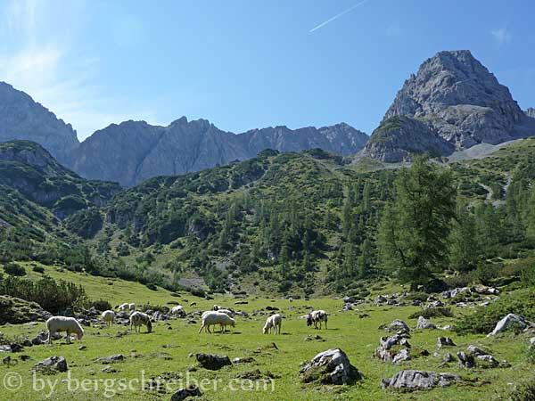 Klettersteig Coburger Hütte : Coburger hütte bergschreiber
