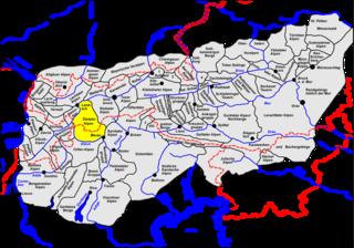 Ötztaler Alpen: